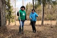 Посадка деревье в Ясной Поляне. 17.04.2015, Фото: 49