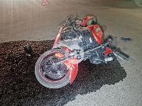 На ул. Мосина в Туле разбился мотоциклист, Фото: 7