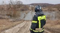 Паводок отступает: транспортное сообщение по мостам в Одоевском и Суворовском районах восстановлено, Фото: 11