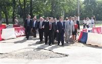 Встреча с жителями Привокзального района, Фото: 7