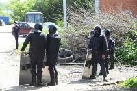 На Косой Горе ликвидируют незаконные врезки в газопровод, Фото: 10