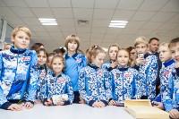Мастер-класс по фигурному катанию от Ирины Слуцкой в Туле, Фото: 21