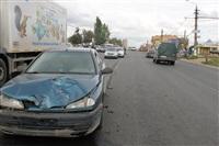 ДТП в Басова с участием четырёх автомобилей. 3 сентября 2013, Фото: 5