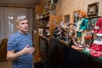 Тульский мастер-кукольник Юрий Фадеев, Фото: 5