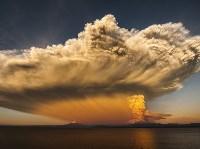 Извержение вулкана Кальбуко в Чили. Cote Baeza, Фото: 10