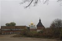 16 октября Владимир Груздев проконтролировал ход работ по благоустройству набережной, Фото: 14