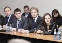 В Тульской области обсудили вопросы инвестсотрудничества с  делегатами из Чехии, Фото: 7