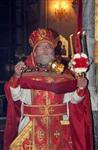 Пасхальная служба в Успенском соборе. 20.04.2014, Фото: 50