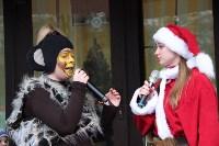 В Белоусовском парке появилась резиденция Деда Мороза, Фото: 5