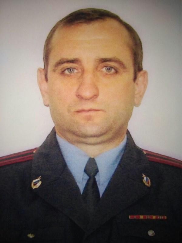 Подполковник полиции