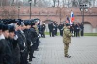 Митинг сотрудников ОВД в Тульском кремле, Фото: 16