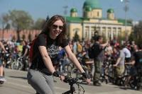 В семейном велопараде приняли участие сотни туляков , Фото: 10