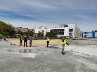 До конца 2021 года в тульском Заречье откроется велогородок и новый ФОК с бассейном , Фото: 6