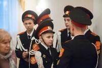 В колонном зале Дома дворянского собрания в Туле прошел областной кадетский бал, Фото: 42
