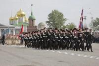 Генеральная репетиция парада Победы в Туле, Фото: 53