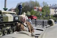 Празднование 69-й годовщины победы в Великой Отечественной войне на площади Победы. Тула, Фото: 8