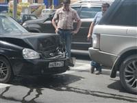 Аварии на Новомосковском шоссе. 13.06.2014, Фото: 12