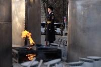 """Зажжение Вечного огня у мемориала """"Защитникам неба Отечества"""", Фото: 11"""