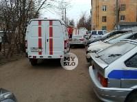Взрыв на ул. Болдина, Фото: 3
