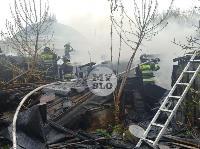 Пожар возле Тульского цирка, Фото: 20