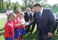Встреча с жителями Привокзального района, Фото: 9
