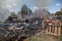 Пожар в Плеханово 9.06.2015, Фото: 28