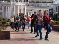 Туляки участвуют во флешмобе West Coast Swing, Фото: 4