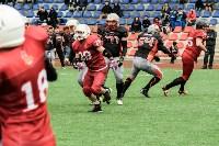 Матч по американскому футболу между «Тарантула» и «Витязь», Фото: 17