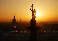 Александрийский столп, Санкт-Петербург, Россия. Фото: Amos Chapple, Фото: 2