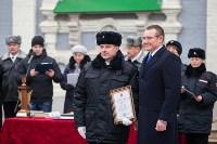 Митинг сотрудников ОВД в Тульском кремле, Фото: 32