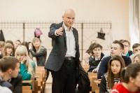 Гендиректор «Билайн» рассказал тульским студентам об успехе, Фото: 22
