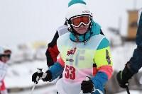 Второй этап чемпионата и первенства Тульской области по горнолыжному спорту., Фото: 12