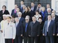 19 сентября в Туле прошла церемония вручения знамени управлению МВД , Фото: 15