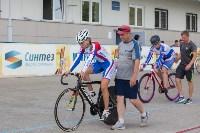 Открытое первенство Тульской области по велоспорту на треке, Фото: 2