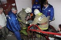 В Туле пожарные спасли двух человек, Фото: 15