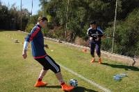 Тульский «Арсенал» на сборе на Кипре, Фото: 8