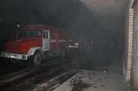 Пожар в здании бывшего кинотеатра «Искра». 10 марта 2014, Фото: 11