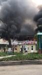 """Сгорел рынок """"Салют"""", Фото: 23"""
