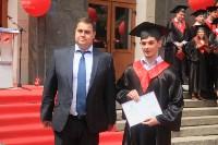 Вручение дипломов магистрам ТулГУ, Фото: 145