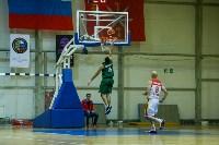Тульские баскетболисты «Арсенала» обыграли черкесский «Эльбрус», Фото: 32