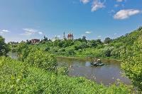 В Тульской области началась расчистка русел Оки и Упы, Фото: 27