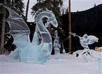 Ледяные скульптуры, Фото: 1