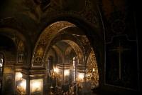Пасхальное богослужение в Успенском соборе, Фото: 6