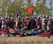 На Куликовом поле с размахом отметили 638-ю годовщину битвы, Фото: 115