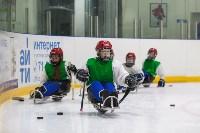 """Детская следж-хоккейная команда """"Тропик"""", Фото: 48"""