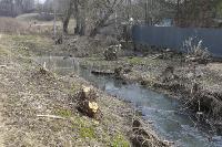 С заброшенных очистных канализация много лет сливается под заборы домов, Фото: 2