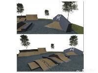 Проект скейтпарка в Центральном парке, Фото: 2