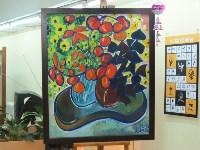 В Тульской художественной школе появилась картина Зураба Церетели, Фото: 2