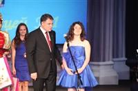 Владимир Груздев поздравил тульских выпускников-медалистов, Фото: 32