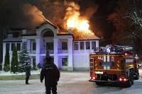 "В Туле загорелся ресторан ""Пётр Петрович"", Фото: 16"